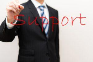 サイト買収をする前に知っておきたいサイト売買のトラブル事例5つ-サポート画像