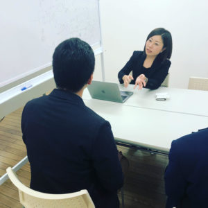 サイト売買セミナー(相談会の様子)8