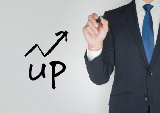 ブログ運営開始広告収入獲得イメージ