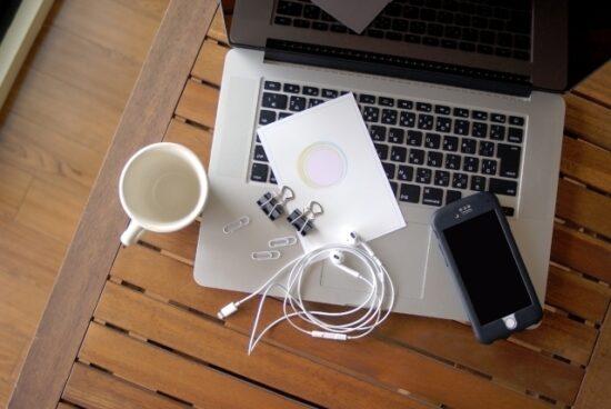 ブログ運営空き時間有効活用イメージ