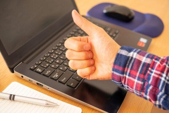 ブログ運営に成功するためのコツイメージ