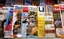 芸能情報に特化した雑誌風のメディアサイト