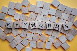 サイトを買収する前に知っておきたい記事作成のキーワード選定3つの方法とコツ